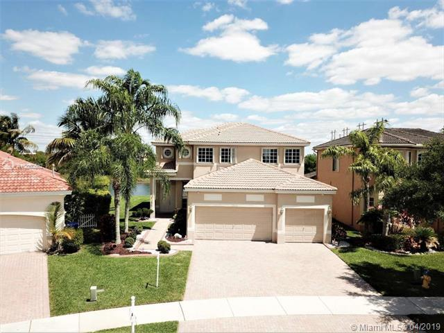 19375 SW 66th St, Pembroke Pines, FL 33332 (MLS #A10660562) :: RE/MAX Presidential Real Estate Group