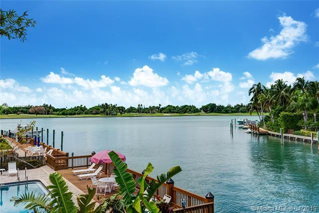 9400 W Bay Harbor Dr #201, Bay Harbor Islands, FL 33154 (MLS #A10660649) :: Laurie Finkelstein Reader Team