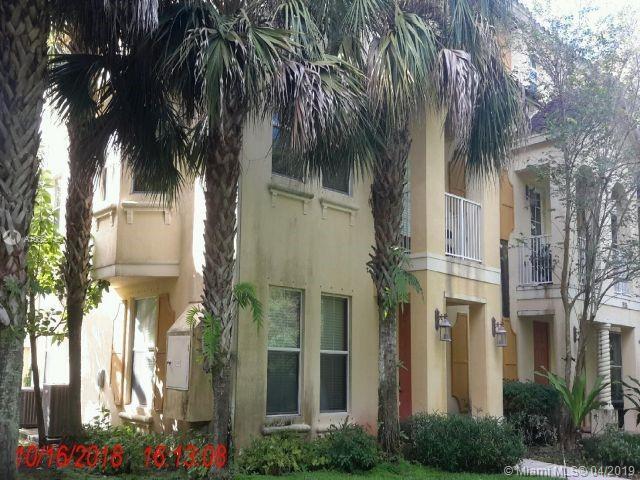 3918 Sleepy Orange Ln #3918, Coconut Creek, FL 33073 (MLS #A10660746) :: The Riley Smith Group