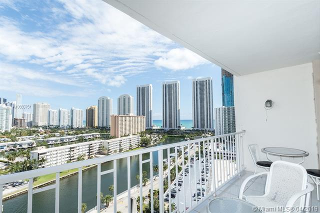 300 Bayview Dr #1505, Sunny Isles Beach, FL 33160 (MLS #A10660751) :: Laurie Finkelstein Reader Team