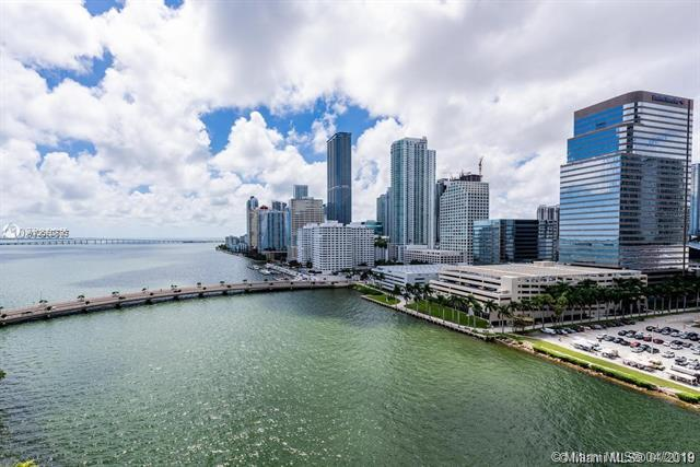 701 Brickell Key #1703, Miami, FL 33131 (MLS #A10660775) :: Laurie Finkelstein Reader Team