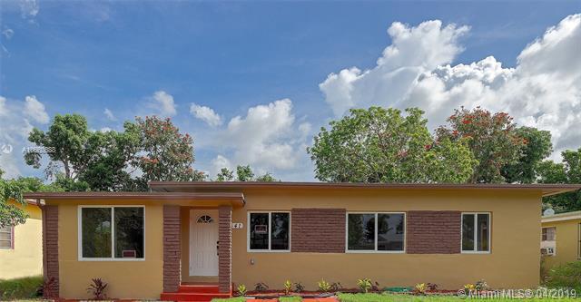 541 NW 109, Miami Shores, FL 33168 (MLS #A10660888) :: The Paiz Group
