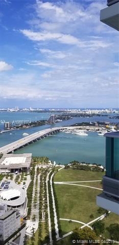 900 Biscayne Blvd Unit #5010, Miami, FL 33132 (MLS #A10661004) :: Laurie Finkelstein Reader Team