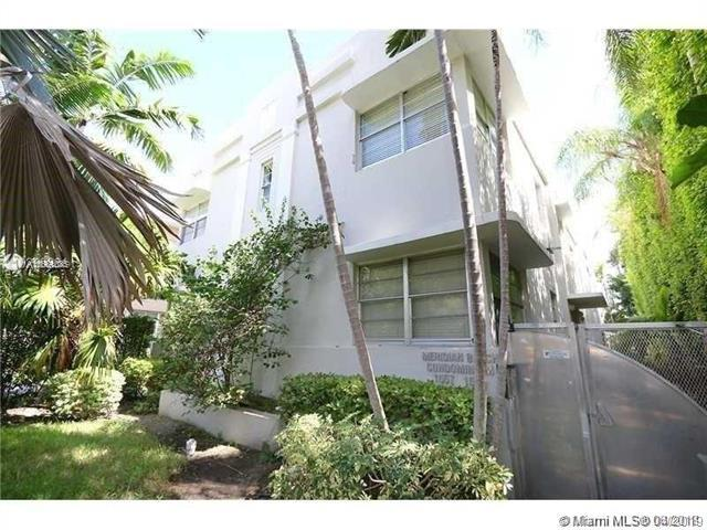 1559 Meridian Ave #107, Miami Beach, FL 33139 (MLS #A10661035) :: Laurie Finkelstein Reader Team