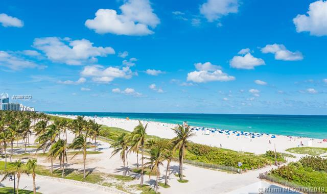 465 Ocean Dr #620, Miami Beach, FL 33139 (MLS #A10661073) :: The Paiz Group