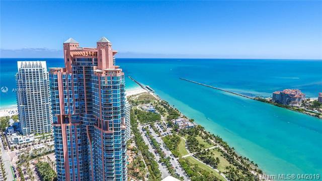 300 S Pointe Dr #1206, Miami Beach, FL 33139 (MLS #A10661582) :: The Teri Arbogast Team at Keller Williams Partners SW