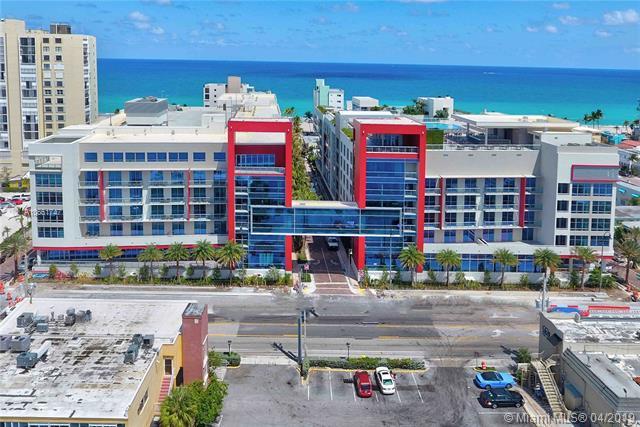 777 N Ocean Dr N331, Hollywood, FL 33019 (MLS #A10661747) :: The Paiz Group