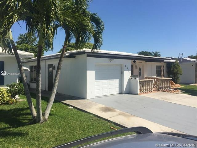 8511 NW 59 St, Tamarac, FL 33321 (MLS #A10661755) :: Green Realty Properties