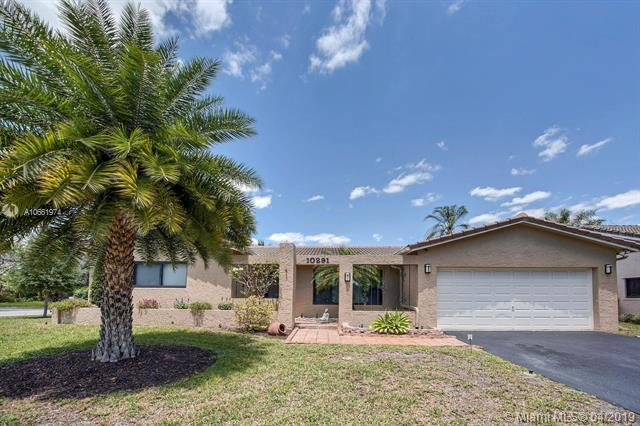 10291 NW 3rd Ct, Plantation, FL 33324 (MLS #A10661974) :: Laurie Finkelstein Reader Team
