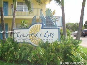 4160 NW 21st St G108, Lauderhill, FL 33313 (MLS #A10662135) :: The Paiz Group