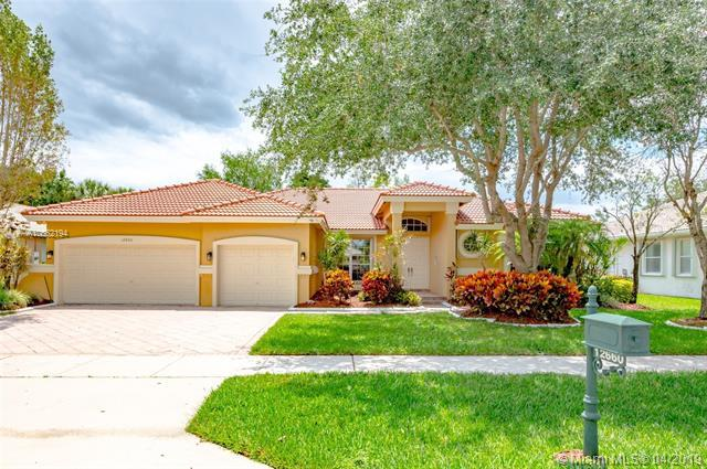 12660 Countryside Ter, Cooper City, FL 33330 (MLS #A10662194) :: Laurie Finkelstein Reader Team