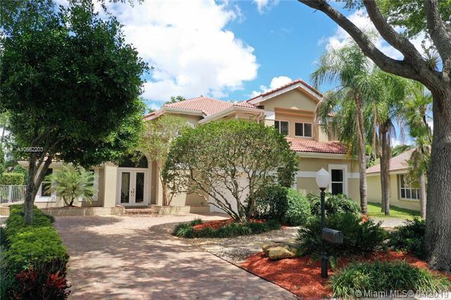 3713 Starboard Ave, Cooper City, FL 33026 (MLS #A10662203) :: Miami Villa Group