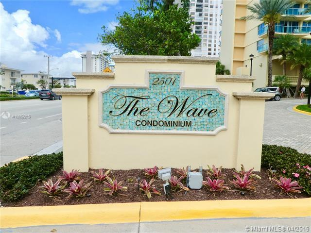 2501 S Ocean Dr #406, Hollywood, FL 33019 (MLS #A10662216) :: United Realty Group