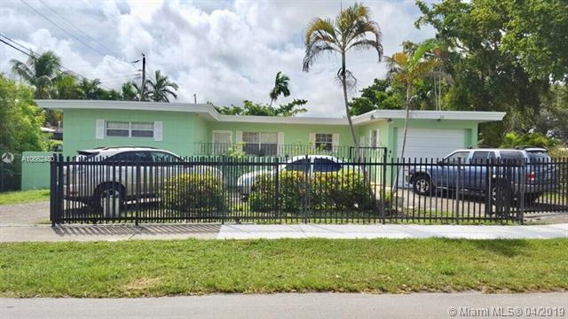 10 NE 124 Terrace, North Miami, FL 33161 (MLS #A10662480) :: The Paiz Group