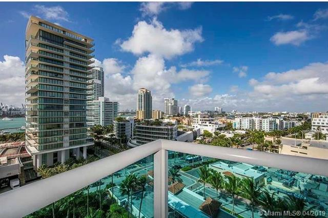 300 S Pointe Dr #2006, Miami Beach, FL 33139 (MLS #A10662651) :: Miami Villa Group