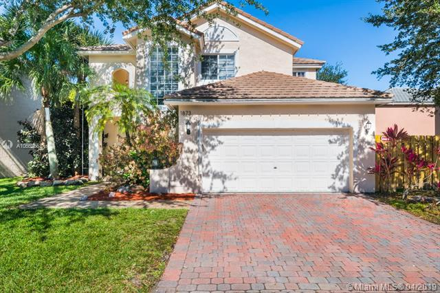 1873 NW 100th Way, Pembroke Pines, FL 33024 (MLS #A10662653) :: United Realty Group