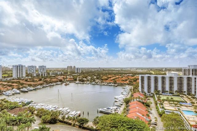 21205 Yacht Club Dr #2304, Aventura, FL 33180 (MLS #A10662750) :: United Realty Group