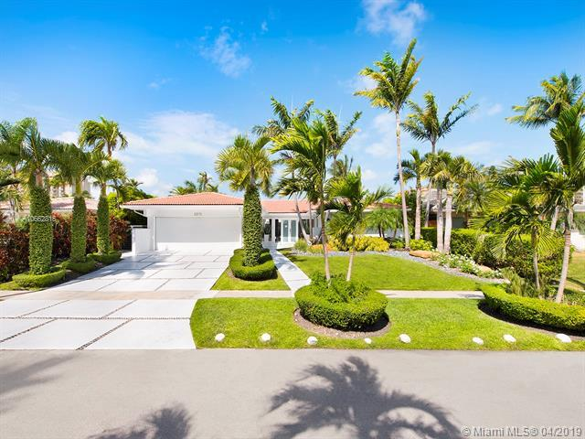 2375 Magnolia Dr, North Miami, FL 33181 (MLS #A10662816) :: Ray De Leon with One Sotheby's International Realty