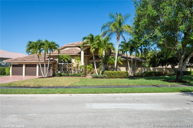 5333 NW 109th Way, Coral Springs, FL 33076 (MLS #A10662853) :: RE/MAX Presidential Real Estate Group