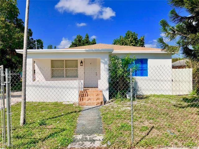 1891 NW 62nd Ter, Miami, FL 33147 (MLS #A10662974) :: Miami Villa Group