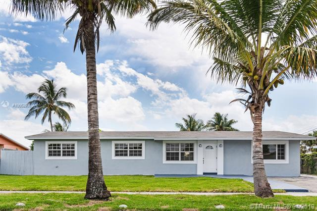 1520 NW 173rd Ter, Miami Gardens, FL 33169 (MLS #A10662986) :: Miami Villa Group