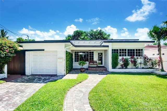 9333 Dickens Ave, Surfside, FL 33154 (MLS #A10663130) :: RE/MAX Presidential Real Estate Group