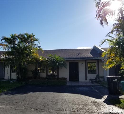 5105 SW 139th Pl #5105, Miami, FL 33175 (MLS #A10663144) :: Green Realty Properties