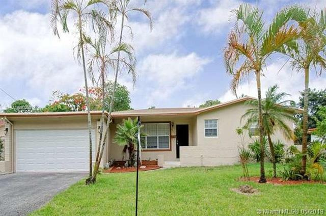 4847 NW 1st Ct, Plantation, FL 33317 (MLS #A10663258) :: RE/MAX Presidential Real Estate Group
