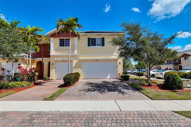 7703 Deercreek Ct #7703, Davie, FL 33328 (MLS #A10663317) :: The Teri Arbogast Team at Keller Williams Partners SW