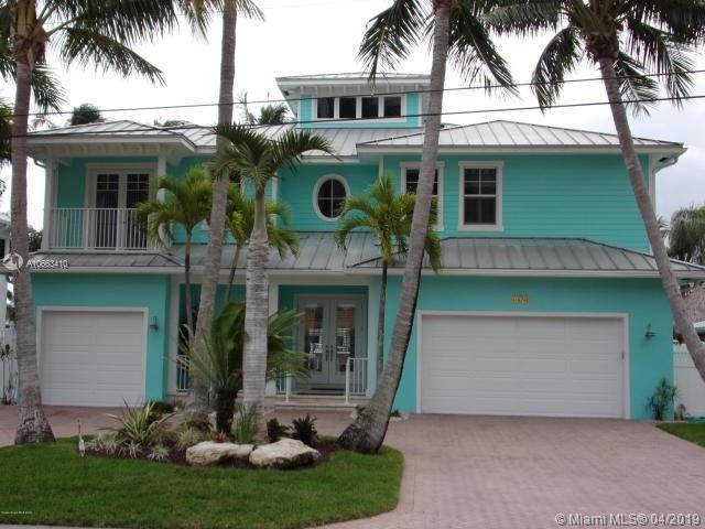 1624 SE 7th Ct, Deerfield Beach, FL 33441 (MLS #A10663410) :: Grove Properties