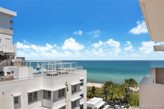 2401 Collins Ave #1210, Miami Beach, FL 33140 (MLS #A10663505) :: Ray De Leon with One Sotheby's International Realty