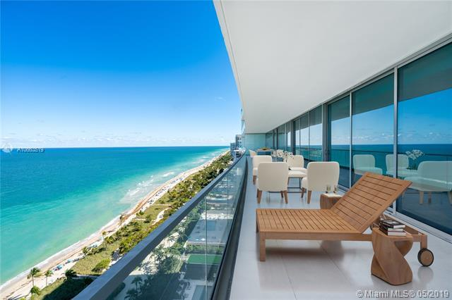 10203 Collins Ave #2001, Bal Harbour, FL 33154 (MLS #A10663519) :: The Rose Harris Group