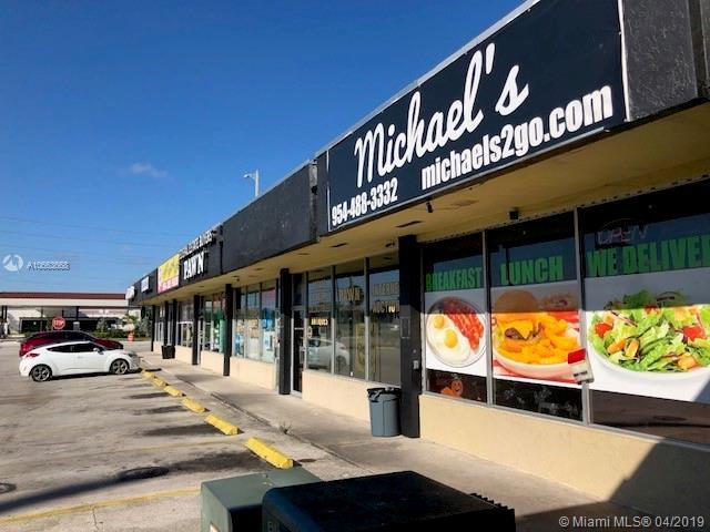 6880 Powerline Road, Fort Lauderdale, FL 33309 (MLS #A10663668) :: The Brickell Scoop