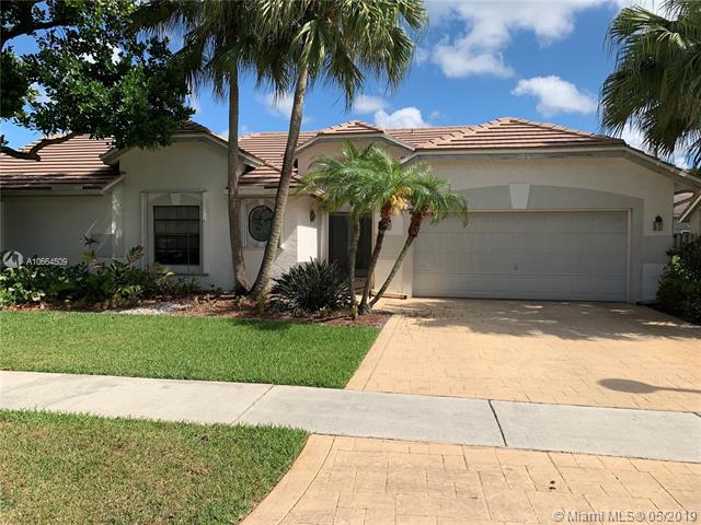 10401 NW 18th Mnr, Plantation, FL 33322 (MLS #A10664509) :: RE/MAX Presidential Real Estate Group