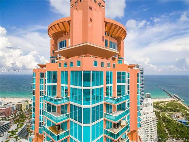 300 S Pointe Dr Lph2, Miami Beach, FL 33139 (MLS #A10665343) :: The Riley Smith Group