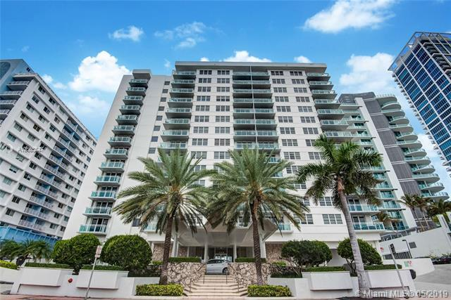 6917 Collins Ave #514, Miami Beach, FL 33141 (MLS #A10665547) :: Green Realty Properties