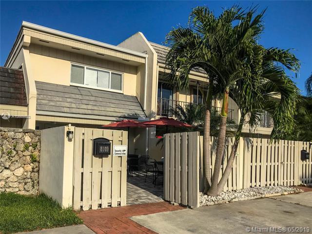 8109 SW 83rd Pl #8109, Miami, FL 33143 (MLS #A10665828) :: Green Realty Properties