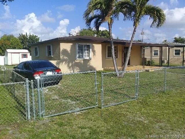 12740 E Randall Park Dr, Miami, FL 33167 (MLS #A10666170) :: Ray De Leon with One Sotheby's International Realty