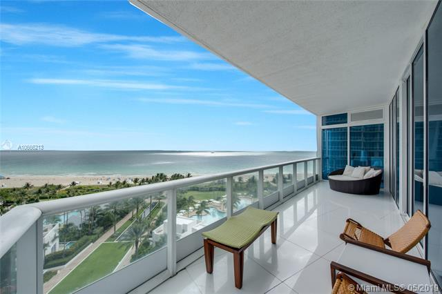 100 S Pointe Dr #1109, Miami Beach, FL 33139 (MLS #A10666213) :: Grove Properties