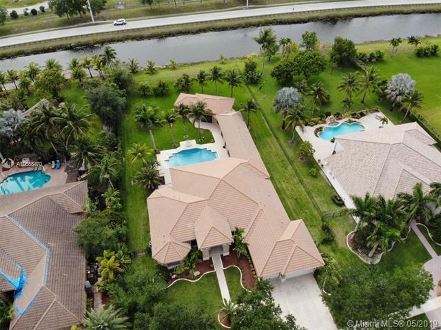 4101 SW 141st Ave, Davie, FL 33330 (MLS #A10666470) :: Grove Properties