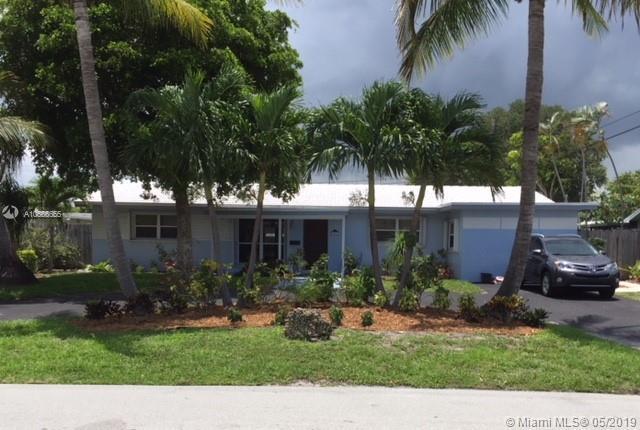 4451 NE 16th Ave, Oakland Park, FL 33334 (MLS #A10666655) :: Castelli Real Estate Services