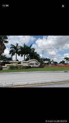 151 SW 135th Ter 313T, Pembroke Pines, FL 33027 (MLS #A10666716) :: Ray De Leon with One Sotheby's International Realty