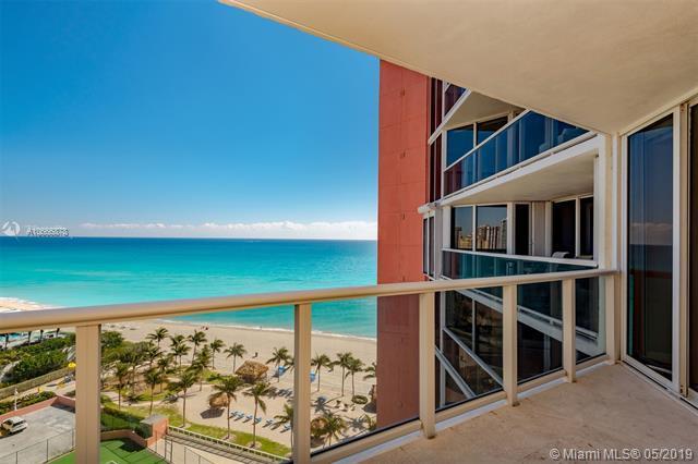 19333 NE Collins Ave #1403, Sunny Isles Beach, FL 33160 (MLS #A10666878) :: Grove Properties