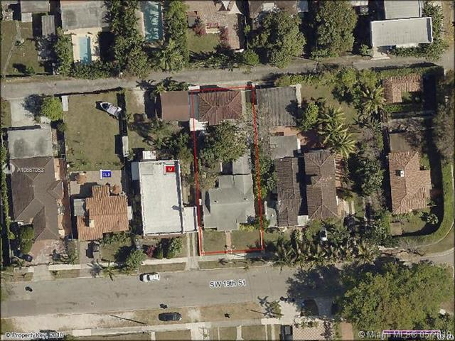 1623 SW 19th St, Miami, FL 33145 (MLS #A10667053) :: Green Realty Properties