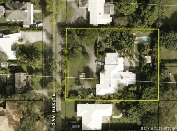 11935 NE 5th Ave, Biscayne Park, FL 33161 (MLS #A10667201) :: Lucido Global