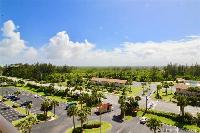 4250 N A1a #806, Hutchinson Island, FL 34949 (MLS #A10667830) :: Grove Properties