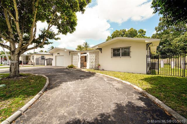 12941 NW 1st Ave, Miami, FL 33168 (MLS #A10668091) :: Green Realty Properties