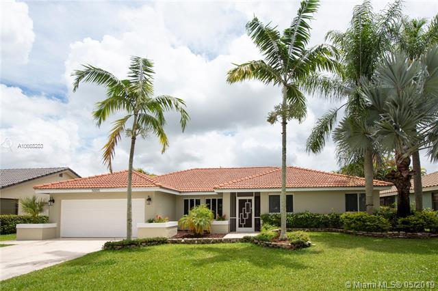 5005 NW 58th Ter, Coral Springs, FL 33067 (MLS #A10668283) :: The Paiz Group