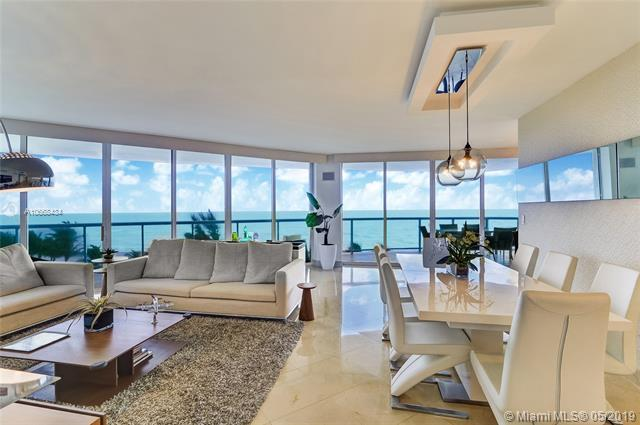 18671 Collins Ave #402, Sunny Isles Beach, FL 33160 (MLS #A10668434) :: Green Realty Properties