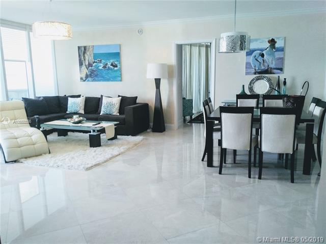 17201 Collins Ave #1005, Sunny Isles Beach, FL 33160 (MLS #A10668556) :: Ray De Leon with One Sotheby's International Realty